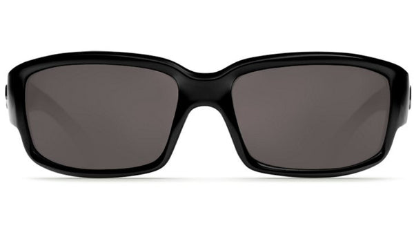 Costa Del Mar Caballito Sunglasses- Black w/ 580P Grey Lens - Bennett's Clothing - 3