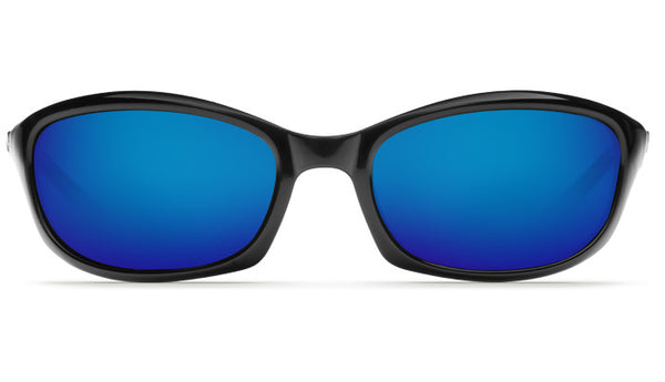 Costa Del Mar Harpoon Sunglasses-Black w/ 400G Blue Mirror Lens - Bennett's Clothing - 3