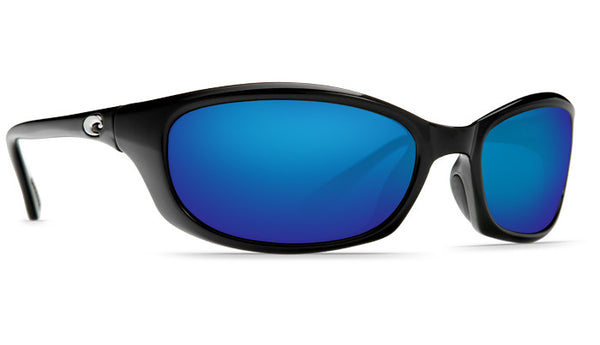 Costa Del Mar Harpoon Sunglasses-Black w/ 400G Blue Mirror Lens - Bennett's Clothing - 4