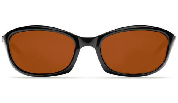 Costa Del Mar Harpoon Sunglasses-Black w/ 580P Copper Lens - Bennett's Clothing - 3