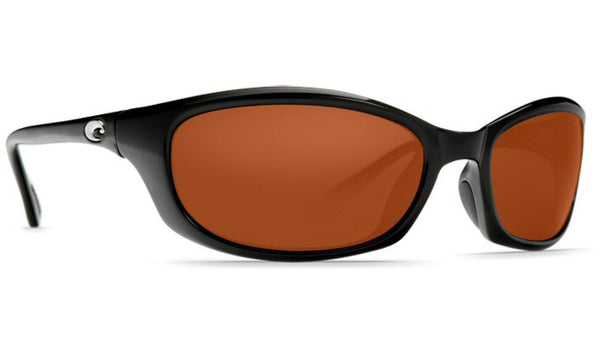 Costa Del Mar Harpoon Sunglasses-Black w/ 580P Copper Lens - Bennett's Clothing - 4