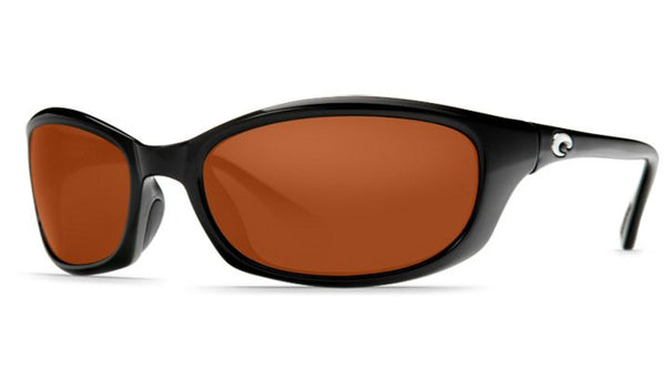 Costa Del Mar Harpoon Sunglasses-Black w/ 580P Copper Lens - Bennett's Clothing - 1