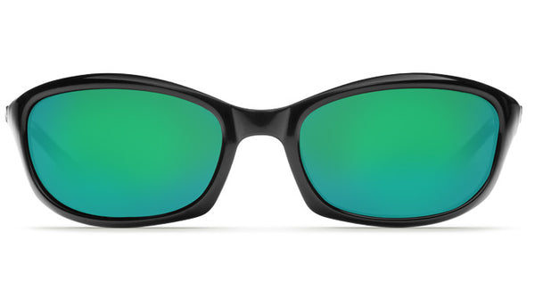 Costa Del Mar Harpoon Sunglasses-Black w/ 400G Green Mirror Lens - Bennett's Clothing - 3