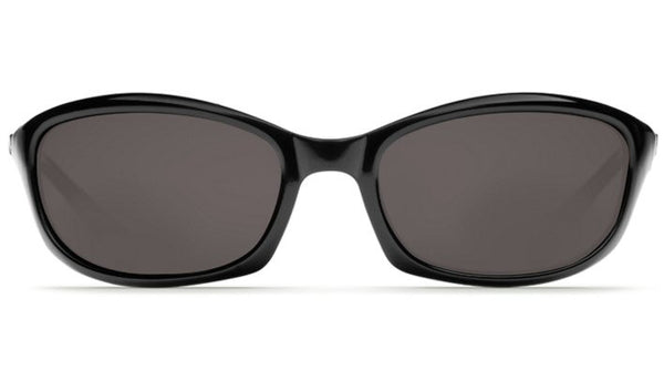 Costa Del Mar Harpoon Sunglasses-Black w/ 580G Grey Lens - Bennett's Clothing - 3