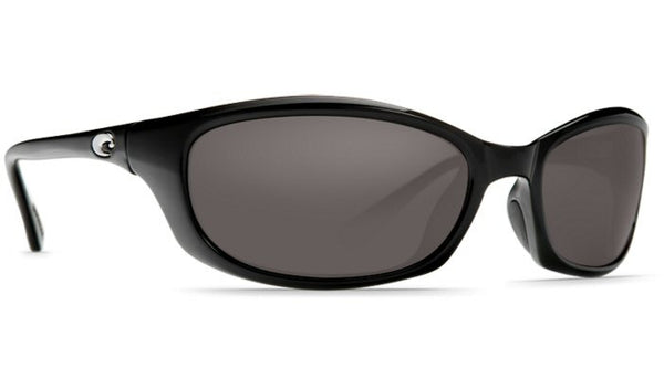 Costa Del Mar Harpoon Sunglasses-Black w/ 580G Grey Lens - Bennett's Clothing - 4