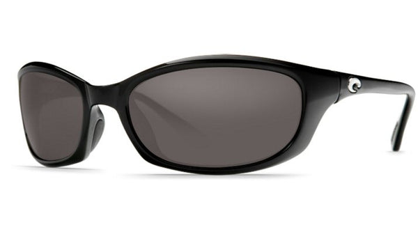 Costa Del Mar Harpoon Sunglasses-Black w/ 580G Grey Lens - Bennett's Clothing - 1