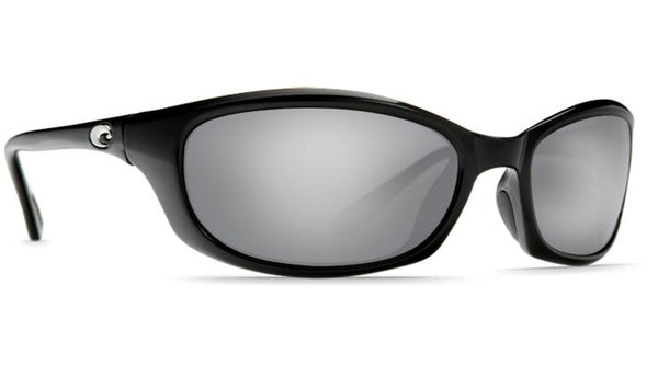 Costa Del Mar Harpoon Sunglasses-Black w/ 580G Silver Mirror Lens - Bennett's Clothing - 4
