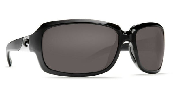 Costa Del Mar Isabela sunglasses-Black w/ Grey 400G Lens - Bennett's Clothing - 3