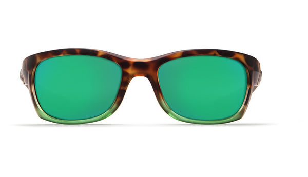 Costa Trevally Sunglasses-Matte Tortuga Fade w/ 580P Green Mirror Lens - Bennett's Clothing - 3