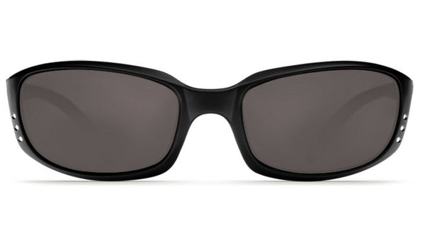 Costa Del Mar Brine sunglasses-Black w/ Grey 580P - Bennett's Clothing - 4