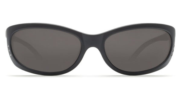 Costa Del Mar Fathom Sunglasses-Black w/ Grey 580P Lens - Bennett's Clothing - 3