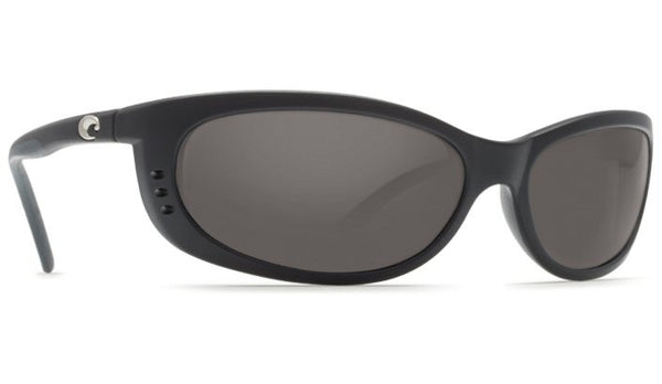 Costa Del Mar Fathom Sunglasses-Black w/ Grey 580P Lens - Bennett's Clothing - 4