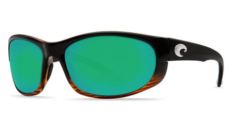 Costa Del Mar Howler Sunglasses-Coconut Fade w/ 580P Green Mirror Lens - Bennett's Clothing - 1