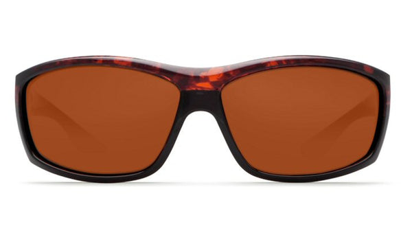 Costa Del Mar Saltbreak Sunglasses-Tortoise w/ 580P Copper Lens - Bennett's Clothing - 3