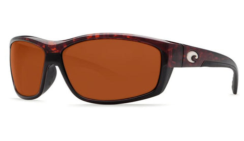Costa Del Mar Saltbreak Sunglasses-Tortoise w/ 580P Copper Lens - Bennett's Clothing - 1