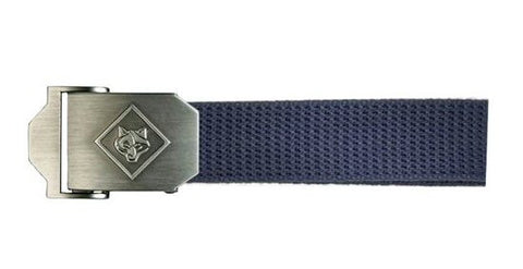 Cub Scout Uniform Belt is part of the official Scout Uniform. Bennett's has sold Scout supplies for over 40 years and ships orders same day.