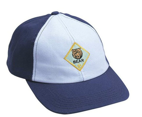 Cub Scout Bear hat is part of the official Scout Uniform. Bennett's has sold Scout supplies for over 40 years and ships orders same day 6 days a week.