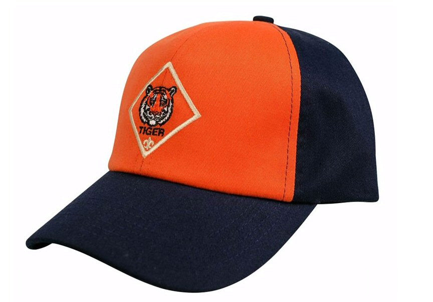Tiger Scouting Hat -Shop Bennetts Clothing for your Scouting needs. We've been a BSA Authorized Retailer for over 35 years