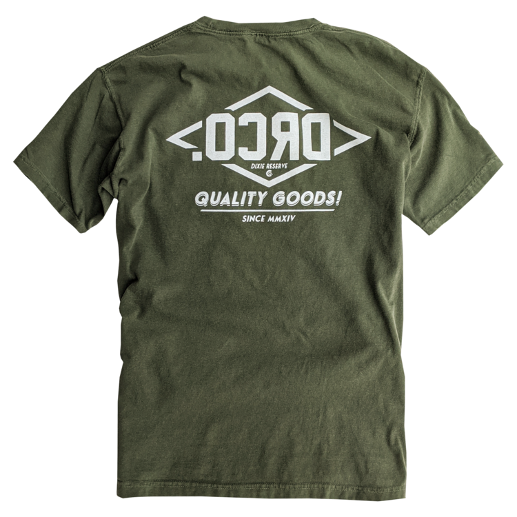 Dixie Reserve DRCO Quality Goods t-shirt is all outdoor style. Shop Bennett's for the brands you want with prices you will love.