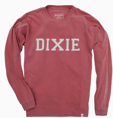 Dixie Reserve Classic Dixie T-shirt. Shop Bennetts Clothing for the latest and best in name brand clothing