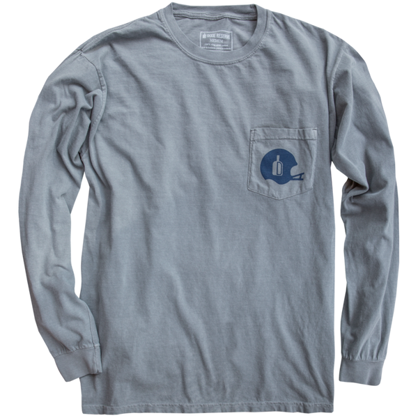 Dixie Reserve Conference Long Sleeve Tee-Grey