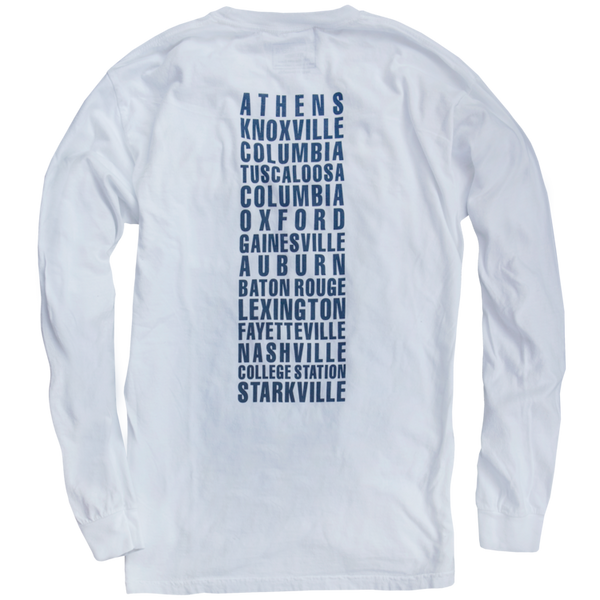 Dixie Reserve Conference Football Tee -Shop Bennetts Clothing for the latest and best in name brand clothing
