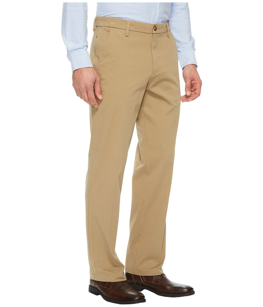 Dockers Straight Fit Workday Khaki Pant-British Khaki