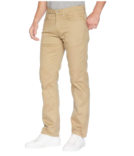 Dockers Jean Cut Straight Fit Stretch Pant-British Khaki