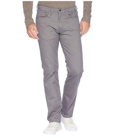 Dockers Jean Cut Straight Fit Stretch Pant-Burma Grey