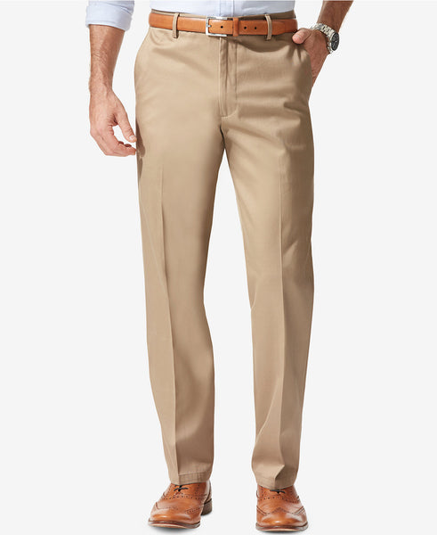 Dockers Signature Classic Fit Stretch Pant-Timberwolf - Bennett's Clothing - 2