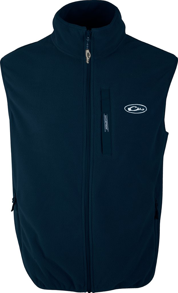 Drake Waterfowl Camp Fleece Vest is perfect for the cooler days ahead. Shop Bennett's Clothing for the outdoor gear you want from the brands you love.