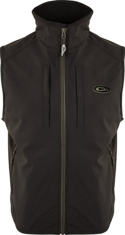 Drake Waterfowl Windproof Tech Vest is perfect for the wet and cool days ahead. Shop Bennett's Clothing for the outdoor gear you want from the brands you love.