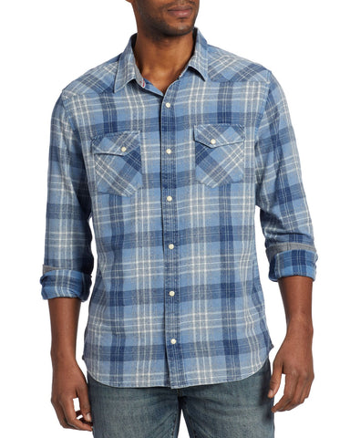 Flag and Anthem Rosburg Vintage Western shirt looks sharp and was inspired by Dierks Bentley. Shop Bennett's Clothing for the brands you want, shipped same day to your front door.