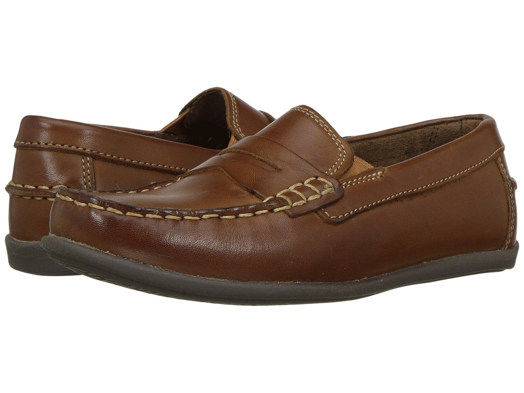 Florsheim Jasper Driver Moc for boys has the cool look just like Dads. Shop Bennett's Clothing for the best in name-brand menswear with same day shipping.