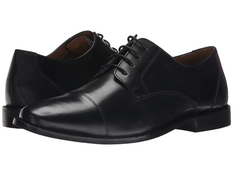Florsheim Montinaro Cap Toe Oxford Shoes really makes a mans outfit shine. Shop Bennett's Clothing for the best in name-brand menswear with same day shipping