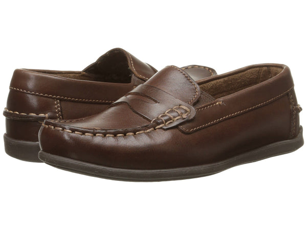 Florsheim Jasper Driver Moc for boys has the cool look just like Dads. Shop Bennett's Clothing for the best in name-brand menswear with same day shipping