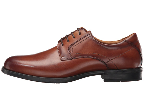 Florsheim Midtown Plain Toe Oxford-Cognac - Bennett's Clothing - 2