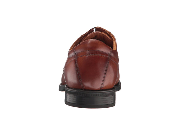 Florsheim Midtown Plain Toe Oxford-Cognac - Bennett's Clothing - 3