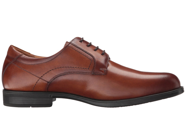 Florsheim Midtown Plain Toe Oxford-Cognac - Bennett's Clothing - 4