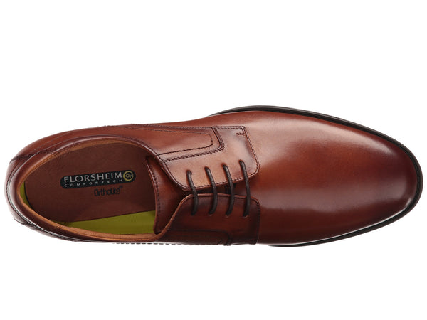 Florsheim Midtown Plain Toe Oxford-Cognac - Bennett's Clothing - 6