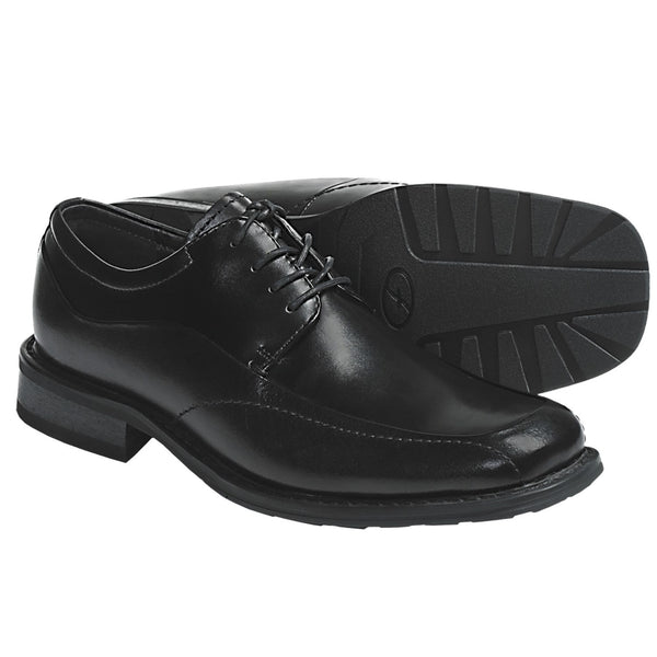 Florsheim Mens Cornell Dress Oxford-Black - Bennett's Clothing - 1