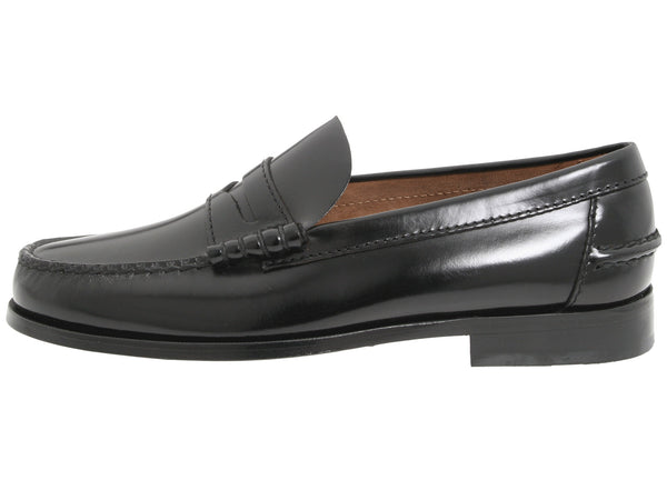Florsheim Mens Berkley Penny Loafer-Black - Bennett's Clothing - 2