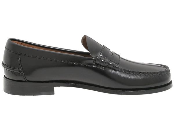 Florsheim Mens Berkley Penny Loafer-Black - Bennett's Clothing - 4