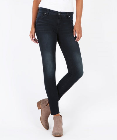 Kut from the Kloth Connie Ankle Skinny Jean-Recognizable Wash with Euro