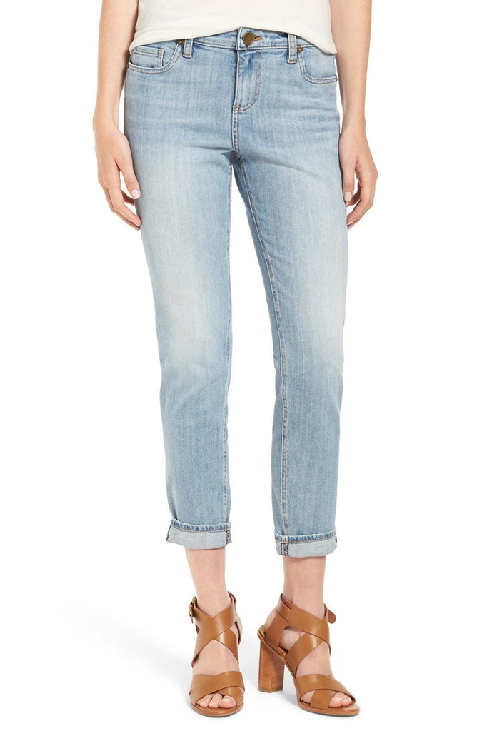 Kut from the Kloth Swede Boyfriend Jean-Zen-New Vintage - Bennett's Clothing - 1
