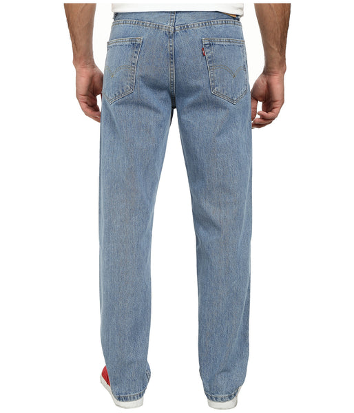 Levi's Men's 550 Relaxed Fit Jean-Light Stonewash - Bennett's Clothing - 3