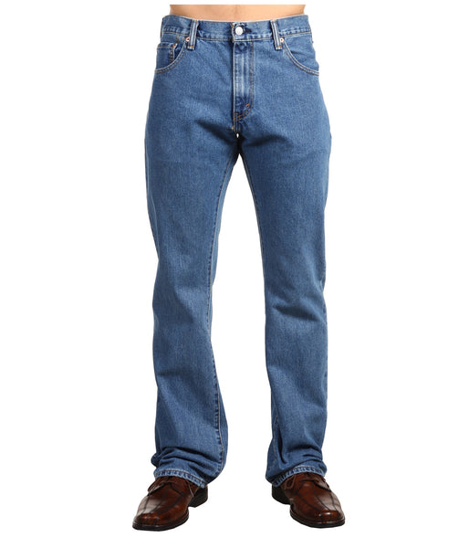 Levi's Mens 517 Bootcut Jean-Medium Stonewash - Bennett's Clothing - 1