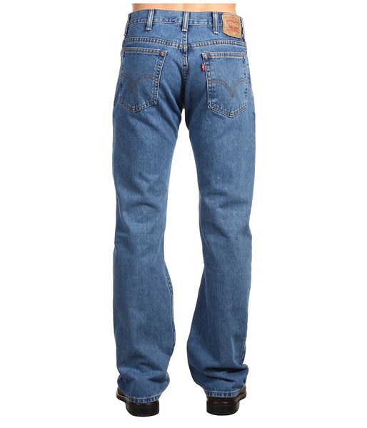 Levi's Mens 517 Bootcut Jean-Medium Stonewash - Bennett's Clothing - 2