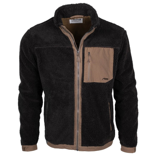 Mountain Khakis Fourteener Shearling Jacket will keep you warm on the coldest days ahead. Shop Bennetts Clothing for only the best in name brand menswear with same day shipping