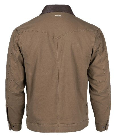 Mountain Khakis Ranch Shearling Fleece Jacket-Tobacco